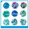natural nvrenyuan parablanquearlapiel cápsula 0 tamaño de color azul y pastillas de color blanco