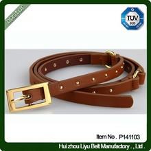 Woman PU belt extended size belt large size waist belts for fat lady 140 cm