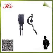 c shape hyt radio XIE X1 X1P earpiece