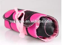 custom roll n go cosmetic bag