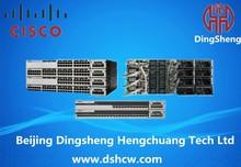 Original new Cisco 48 port catalyst 2960-X WS-C2960X-48TS-LL cisco fiber optic switches