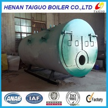 Best Price WNS series 2ton Automatic Gas Oil Fired Steam Output Steam Boiler