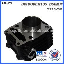 Single Cylinder Block For bajaj discover135 Motorcycle Engine Parts
