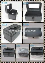 fashion black diamond small aluminum box