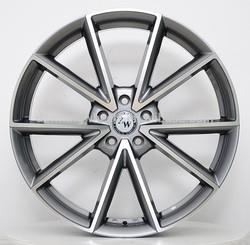 car alloy wheels 19/20 inch for Audi - model 5158 Dawning