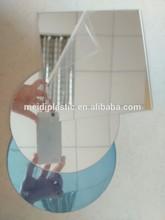 Wholesale Custom Acrylic Silver Mirror