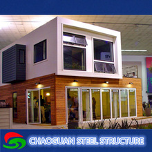 2014 Hot sale modern prefabricated house container for sale