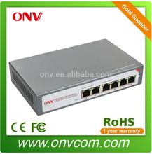 switch gigabit poe support 10/100/1000 for IP Camera 16G Bandwidth 2 Uplink Ports gigabit poe switch