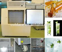 Ice storage bin freezer solar power CE certification