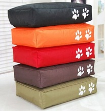 High quality wholesale cheap memory foam dog bed with washable cover