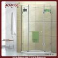 Sans cadre douche enclosuer conception simple de douche