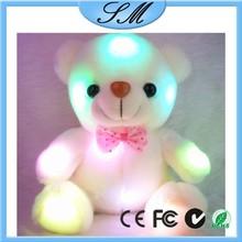 Light Up Teddy Bear Plush toy/Light Up Teddy Bear /Led Light Teddy Bear