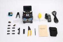 new portable Eloik ALK-88 Fiber Fusion splicing machine Factory direct/plc splitter/visual fault locator