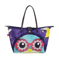 No.2 BAG Fashion foldable shopping bag foldable trolley shopping bag