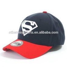 super man baseball caps sports hats golf caps sports cap