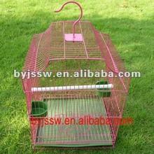 High Quality House Shape Bird Cage