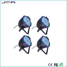 54 x 3w LED RGB PAR64 DMX Stage Party Effect Light