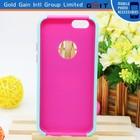 Tpu +Pu Case For IPhone 6 Case, Sturdy Cover Cases For IPhone 6,For TPU IPhone 6 case