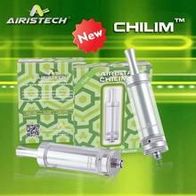 2014 new vaporizer wax/dry herb vaporizer Airistech Airistank Chilim mist vaporizer