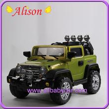 Big Children New RC Door open 12v battery electric jeep for kids