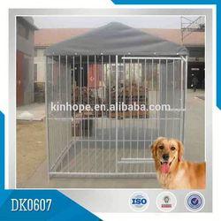 Stainless Galvanized Steel Dog Kennel