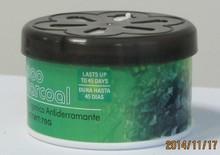 70g cheap hot sell gel car air freshener Bamboo Coal