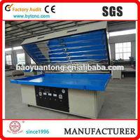 2014 Hot! Plastic vacuum forming machine for signage /plastic chair making machine