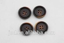 Fancy buttons 4 hole resin button shirt button garment accessories