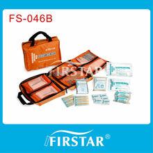 PVC coated nylon bag first aid kit home