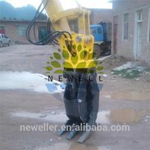 Professional supplier heavy custom construction machinery excavator grab plastic shower grab bar