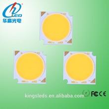 Factory direct sale new design led high power 30w cob led epistar white color led cob ceramic
