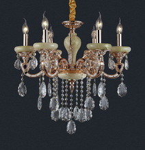 High Lumen Promotional Crystal Chandelier Components