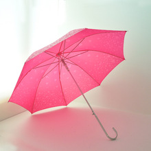 Wholesale promotional cheap straight umbrella gift