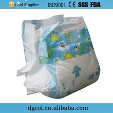 China supplier high absorption XXL baby diaper