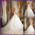 professional fábrica oem personalizado design vestido de casamento árabe foto