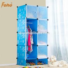 Various design closet furniture wardrobe CUSTOMIZABLE for bedroom FH-AL0530-8