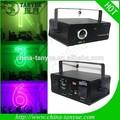 Efeito bar laser 1 W animação full color led luz led laser