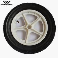 12x2.125/1.75 spoke bicycle trailer wheels and tyres 12