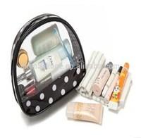 popular cosmetic zipper bag vinyl zipper bags