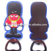 2014 Hot Sale customize PVC wine bottle fridge magnet,Fashion shape soft PVC fridge magnet for home decoration