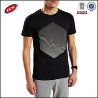 2015 hot selling man slim fit 3 d t shirt wholesale China