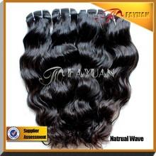 Fayuan 7a top grade real virgin 100 human hair