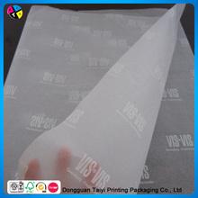 2014 Cheap printing hamburger wrapping paper