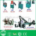 Patentado productos de la serie xkp de llantas de desecho de la máquina de reciclaje/de llantas de desecho de la planta de reciclaje/de llantas de desecho de la línea de reciclaje