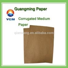 advanced corrugating medium base paper