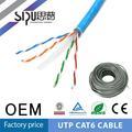 Sipu alta velocidad utp cat6 universal red de cable tester y del perseguidor del alambre