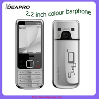 Cheapest Mobile Phone China OEM Wholesale mobile phoneSpreadtrum6531 Chip GSM 850/900/1800/1900 Model Q670 Cell Phone