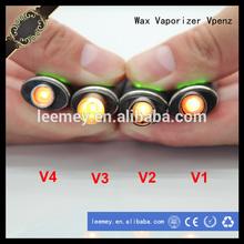 Wax pen vaporizer!2014 popular dry herb atomizer vapor pen hot flat brass wax vaporizer pen for health smoking