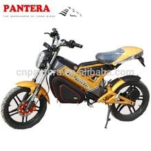 PT-E001 Folding Optioan Color Orange Super Pocket Bike