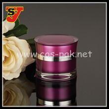 Red Beauty Jar Unique Design For Woman